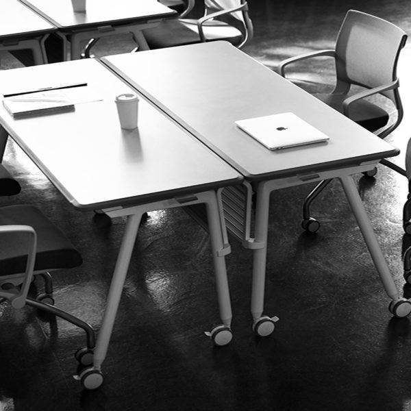 Quattra Training Table Boardroom, Meeting & Training Tables