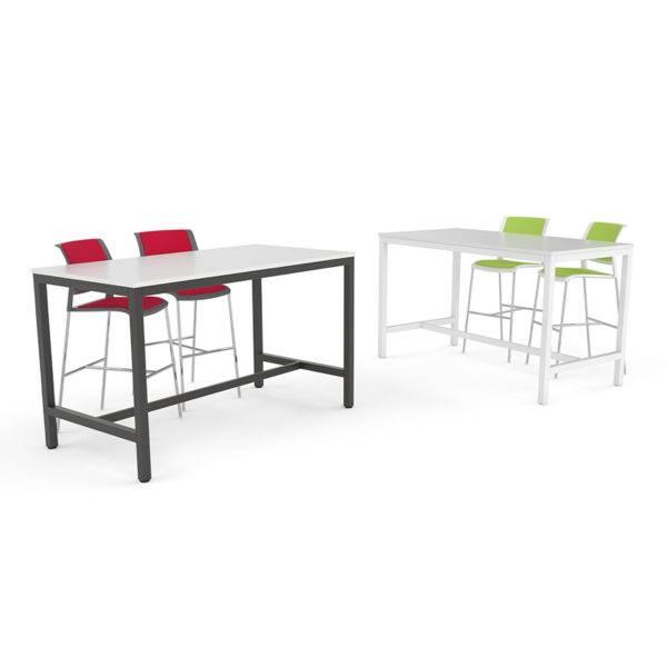 Axis Bar Leaner High Tables