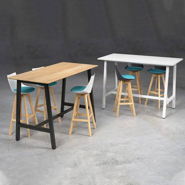 Trestle Bar Leaner High Tables