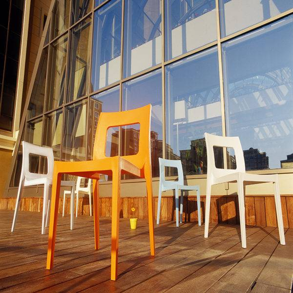 Lucca Chair Work Cafe & Breakout