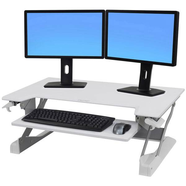 Ergotron Workfit TL Sit-Stand Desk Height Adjustable