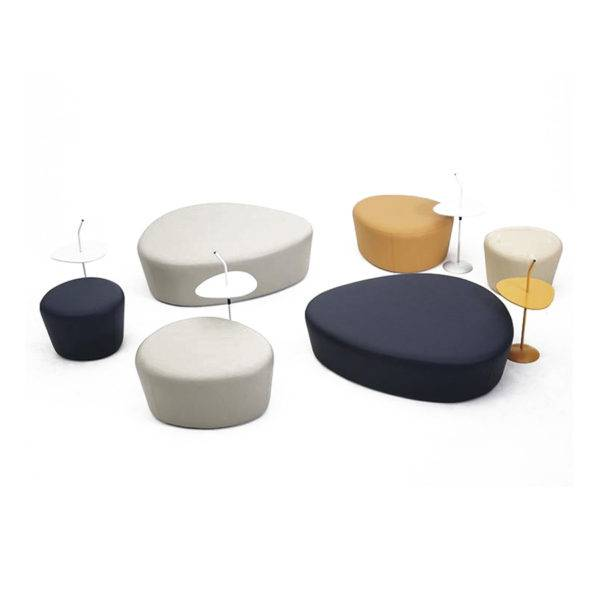 Lotus Ottoman Soft Seating & Lounges