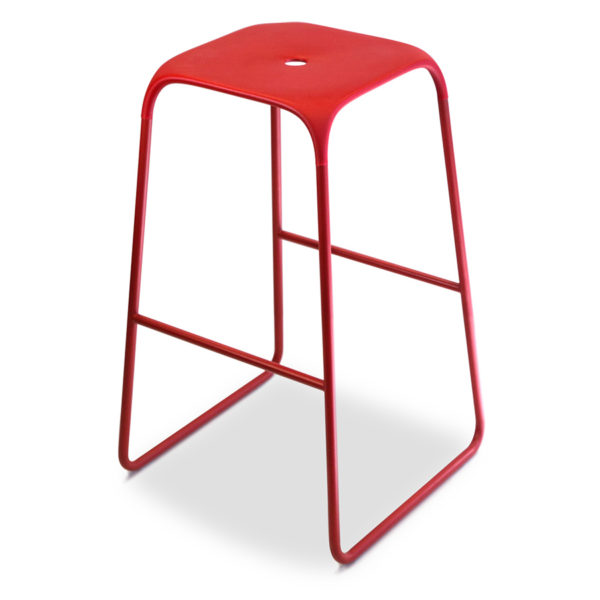 Trapeze Stool Work Cafe & Breakout